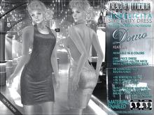 DEMO - Bella Moda: Semplicita Simplicity Dresses - Standard & Fitted Mesh for Maitreya/Slink/Classic