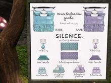 Silence. - Eva's Trunks - Teal