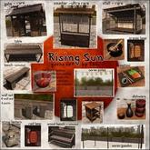..::THOR::.. Raising Sun Service Table