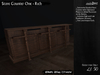 /studioDire/ Store Counter One - Rich