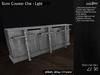 /studioDire/ Store Counter One - Light