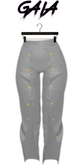 GAIA - Callie pants GREY