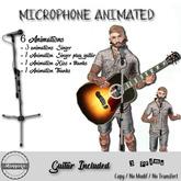 .::Mangaka::. Micro Animated + guitare