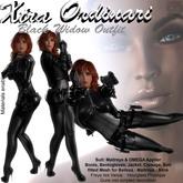 *XO* Black Widow Outfit