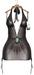 "Asteria ""Glam"" [LEGACY/Maitreya/Belleza] Mini Dress - Night"