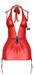"Asteria ""Glam"" [LEGACY/Maitreya/Belleza] Mini Dress - Red"