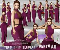 Tuty - TReS CHIC BENTO Elegant female AO - Priority 3 & 4