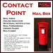 ArtiZan Contact Point - Mail Box (pager, mail box)