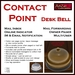 ArtiZan Contact Point - Desk Bell (pager, mail box)