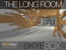 Studio Skye : The Long Room SkyBox Interior space