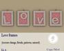 .::Hazeel::. Love Frames