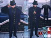 {RC}Blue& Blk Top Boss Suits