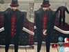 {RC}Red & Blk Top Boss Suits