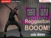 A&M: Reggaeton Booom - solo dance (BENTO hands) :: #TAGS: Latino, Corribean dance, reggaeton, regueton