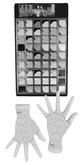 ALB VINTER gloves DEMO MESH - SLink Maitreya Belleza