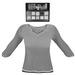 ALB VINTER sweater DEMO mesh