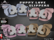 [PPD] Puppy Love Slippers