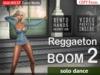 A&M: Reggaeton Boom 2 - solo dance (BENTO hands) :: #TAGS: Latino, Corribean dance, reggaeton, regueton