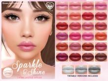 [PF] CATWA LIPSTICK - Sparkle & Shine