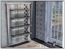 Mis-Matched Shelf