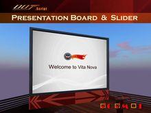 OOJ>>Presentation Board & Slider Demo