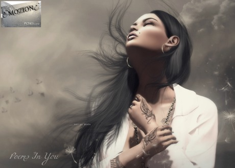 <EMOZIONE> Pose **Poem In You**!  .. by Niani  - GIFT -