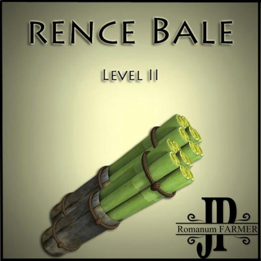 Rence bale lvl 2 [G&S]