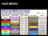 Camisk xst menu