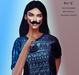 Po^Z Bento - Mustache Prop ( female )
