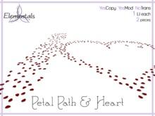{Elementals} Petal Path & Heart