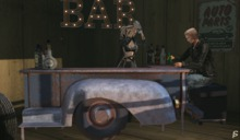 <Heart Homes> Mancave- Car Bar