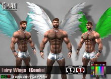 [GMan] MISC - Fairy Wings Combo