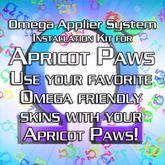 Omega System Kit - Apricot Paws