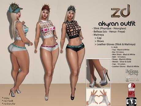 *ZD* Akyran Outfit