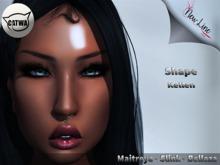 :: New Line Store::. Shape Kellen for Bento Head Catwa - Catya