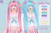 ( Haneul Side ) Dolly hair Unnaturals {box}