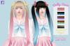 ( Haneul Side ) Dolly hair Gradients {box}