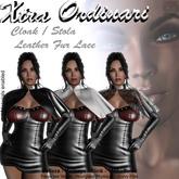 *XO* Cloak / Stola