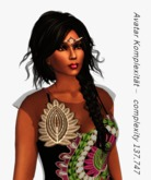 VC - India Fullavatar - complete Avatar with AO