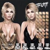 TRUTH Halona (Fitted Mesh Hair) - Blonde