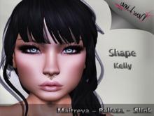 .:: New Line Store::.Shape Kelly Bento - Catwa Head Catya