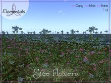 {Elementals} Side Flowers
