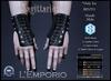L'Emporio ::*Sagittarius*:: Archer BENTO Gloves-SIGNATURE M.