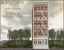 [Schultz Bros.] 25 Water St. (Boxed)