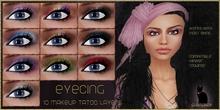 .:Glamorize:.Eyecing Eye Makeup  Tattoo Layers - 10 Styles