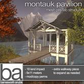 [ba] montauk pavilion - packaged