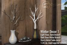 [ Organica ] Winter Decor 1