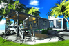 Grace Bay [EXTENDED] furnished beach  house  bxd 1.1