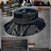 D1-MTG StreetFighter Boonie Hat USAF
