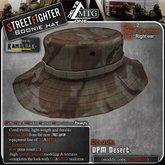 D1-MTG StreetFighter Boonie Hat DPM Desert